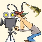 Видео рыбалки