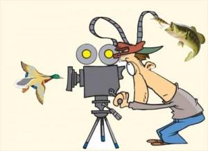 Видео охоты и рыбалки