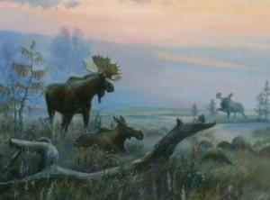 Якутские охотники