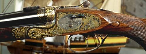 Оружие по наследству