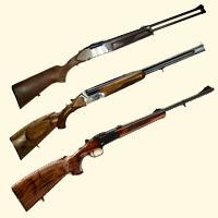 Выбор нарезного оружия