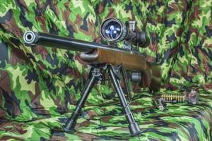 Охота с малокалиберным оружием