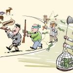 Лохотрон для охотников